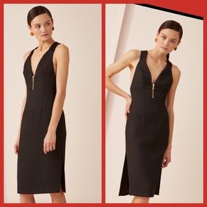 "BNWT Keepsake ""Chicago"" Textured LBD Dress"